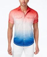 INC International Concepts Men's Ombré Popsicle Shirt, Only at Macy's
