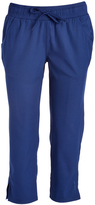 Head Medieval Blue Side-Slit Nicole Crop Pants
