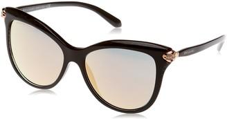 Bulgari Women's 0BV8188B 54294Z 57 Sunglasses