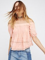 Free People House By The Sea Top