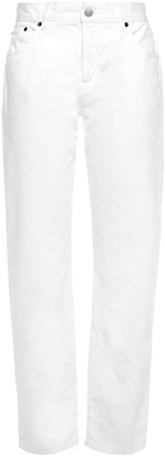 MM6 MAISON MARGIELA High-rise Straight-leg Jeans