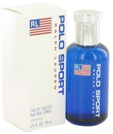 Polo Ralph Lauren Sport Eau De Toilette Spray 2.5 Oz For Men