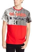 Akademiks Men's Fashion Short Sleeve Tee Shirt