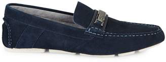 Calvin Klein Marcell Moc-Toe Leather Drivers