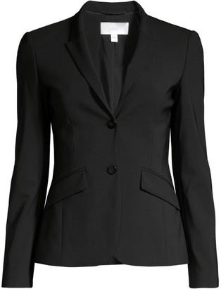 BOSS Julea Stretch Wool Jacket
