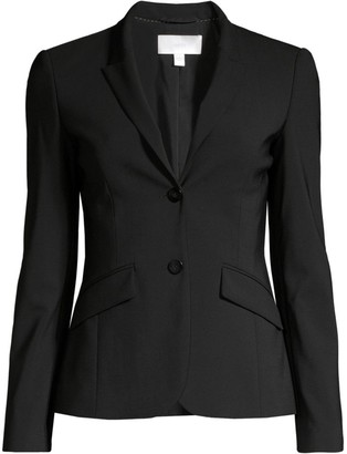 HUGO BOSS Julea Stretch Wool Jacket
