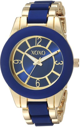 XOXO Women's Analog-Quartz Watch with Alloy Strap