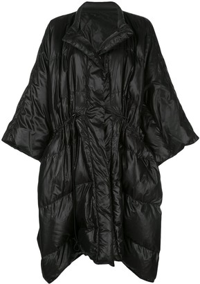 Cynthia Rowley Cindy oversized down jacket
