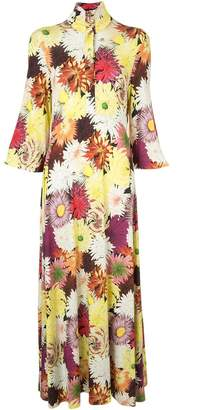 Ellery floral maxi dress