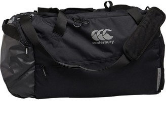 Canterbury of New Zealand Unisex Vaposhield Large Holdall Bag Black