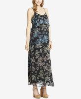 Jessica Simpson Maternity Floral-Print Maxi Dress