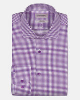 Le Château Check Print Cotton Regular Fit Shirt