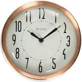 Bulova Cleaver Wall Clock