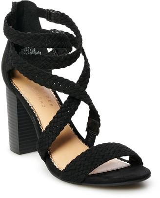 Lauren Conrad Aventurine Women's High Heel Sandals