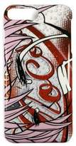 Moschino Graphic Logo iPhone 8 Plus Case