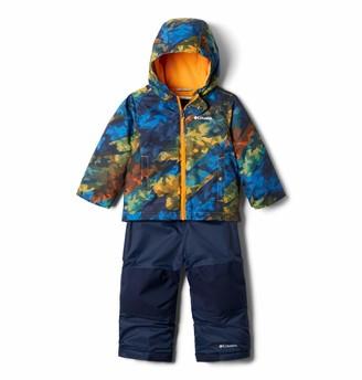 Columbia Youth Frosty Slope Set Waterproof Jacket & Snow Pants