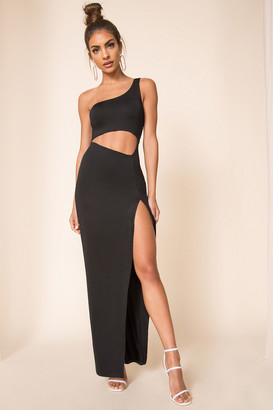 superdown Erla Cutout Maxi Dress