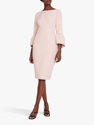Damsel in a Dress Elin Fluted Knee Length Dress, Cosmetic