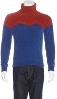 J.W.Anderson Colorblock Turtleneck Sweater