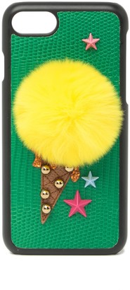 Dolce & Gabbana Ice Cream Fur iPhone 7 Case