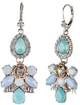 Marchesa Machesa Cluster Drop Earrings