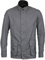 Barbour Wharf Charcoal Lightweight Jacket