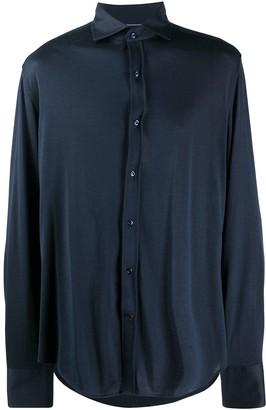 Brunello Cucinelli Lightweight Slim-Fit shirt