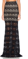 Nightcap Clothing Sierra Lace Maxi Skirt