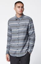 Ezekiel Zuma Plaid Flannel Button Up Shirt