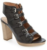 Kenneth Cole New York Women's 'Kennedy' Buckle Strap Block Heel Sandal