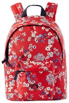 Petit Bateau Girls print backpack