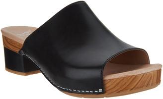 Dansko Leather or Nubuck Clogs - Maci