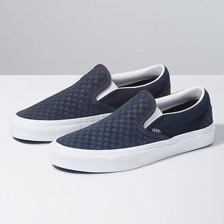 Vans Emboss Mini Check Classic Slip-On
