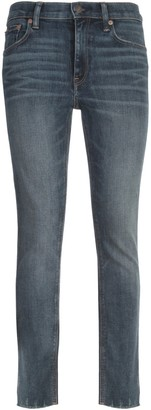 Polo Ralph Lauren Slim-Fit Cropped Jeans