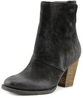 Aldo Izabel Round Toe Leather Ankle Boot.