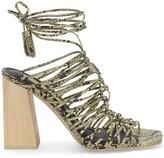Imagine Bennie Lace-up Sandal