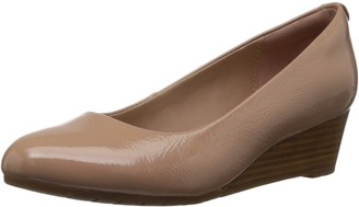 Clarks Women's Vendra Bloom Wedge Pump