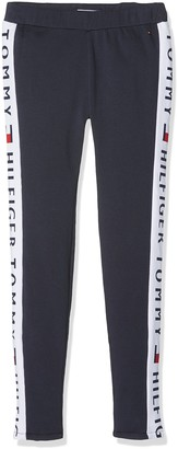 Tommy Hilfiger Girl's Brand Logo Leggings