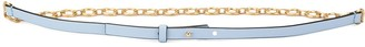 Marni Link Chain Slim Belt