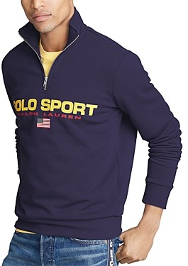 Polo Ralph Lauren Sport Fleece Half-Zip Sweatshirt