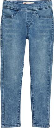 Levi's Pull-On Denim Leggings