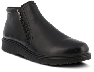 Spring Step Men's Leather Boots - Mason