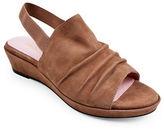 Taryn Rose Tiva Demi-Wedge Slingback Sandals