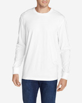 Eddie Bauer Men's Legend Wash Long-Sleeve T-Shirt - Classic Fit