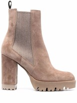 Thumbnail for your product : Roberto Festa Laura high-heel boots