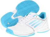 adidas adizero Allegra II (Running White/Light Aqua/Metallic Silver) - Footwear