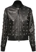 Diesel Black Gold DieselTM Leather jackets BGGEC - ToBeDefined - 36