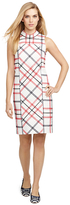 Brooks Brothers Plaid Dress