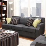 HomeVance Brierwood Dark Gray Sofa