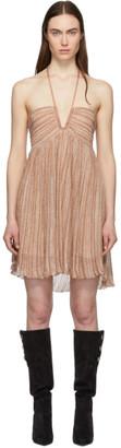 Isabel Marant Gold Babs Dress